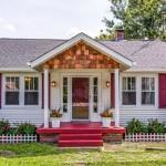 บ้านคอทเทจแสนอบอุ่น ดีไซน์แบบยุโรปดั้งเดิม เติมความน่ารักด้วยสีสันที่มีเสน่ห์