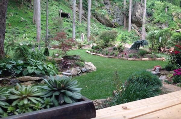 Modern Studio Cabin Retreat in the woods (9)