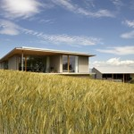 บ้านโมเดิร์นยกพื้นสูง ดีไซน์เรียบง่าย สะท้อนไลฟ์สไตล์ของคนสมัยใหม่