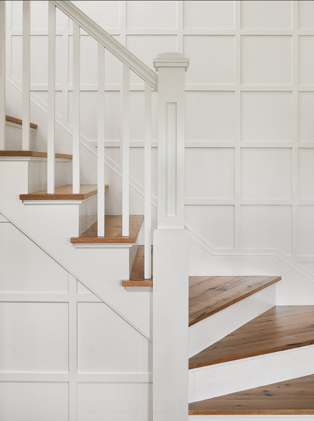 Staircase.-Staircase-Ideas.-Simple-staircase-with-timeless-design.-Staircase-Millwork-