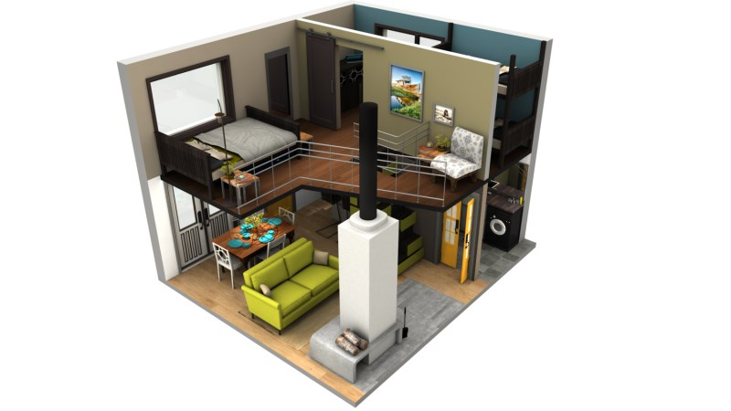 TinyHouseBigLoft4