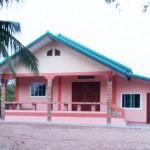 รีวิว : สร้างบ้านสำหรับครอบครัว ด้วยงบจำกัดเพียง 520,000 บาท