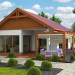 แบบบ้านตากอากาศ ที่ประยุกต์เข้ากับไลฟ์สไตล์ชาวไทยได้ดี ในรูปแบบบ้านสวน