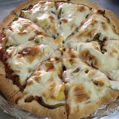 cheesy vegan pizza recipe (1)