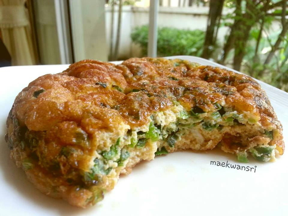 chive omelet recipe (1)