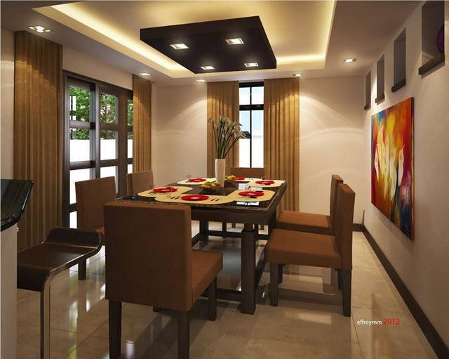 contemporary elegant 2 storey house (10)