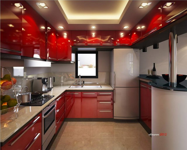 contemporary elegant 2 storey house (11)