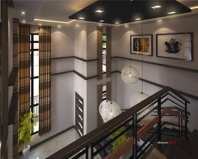 contemporary elegant 2 storey house (7)