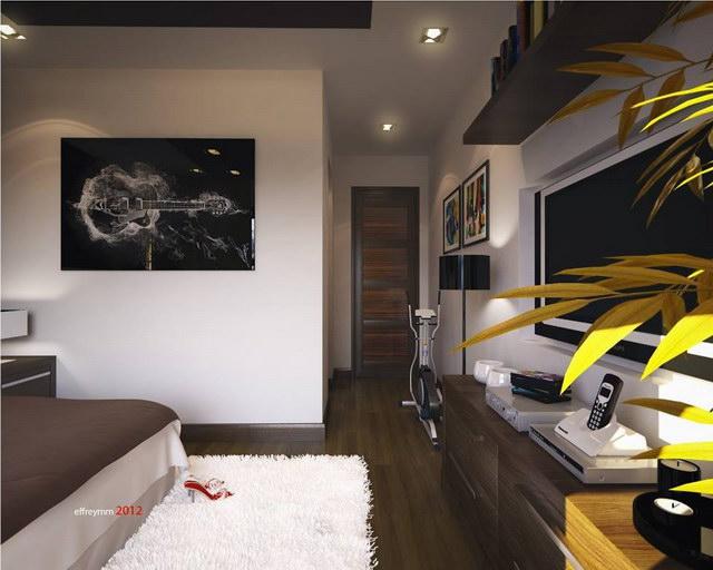 contemporary elegant 2 storey house (8)