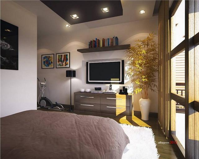 contemporary elegant 2 storey house (9)