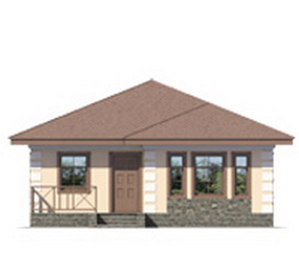 cozy hip roof cheap house plan (3)