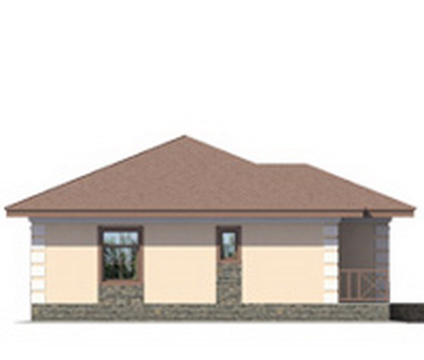 cozy hip roof cheap house plan (6)