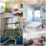 16 ไอเดีย ตกแต่งห้องนอนด้วยแสงธรรมชาติ และมาพร้อมกับห้องนอนสีพาสเทล