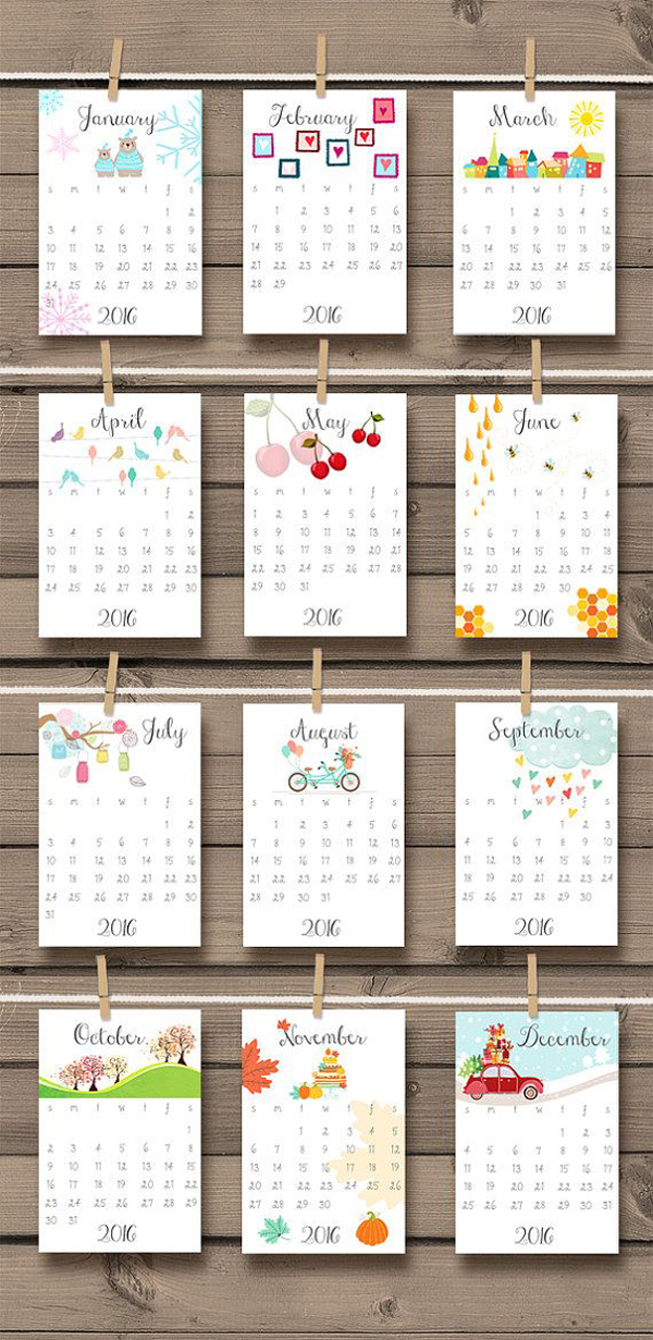printable-2016-calendar-doodle-wall-calendar