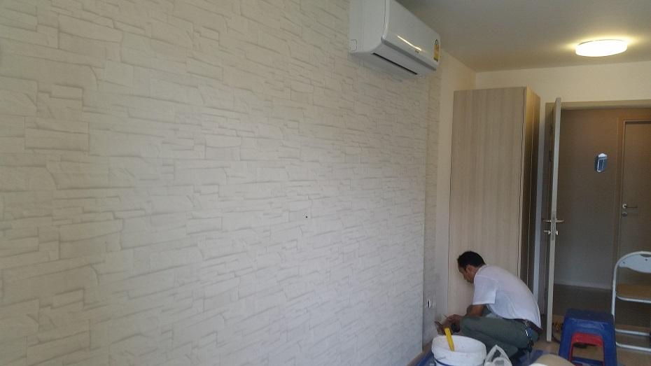 renovate 34 sq mts condo to hotel interior style (11)
