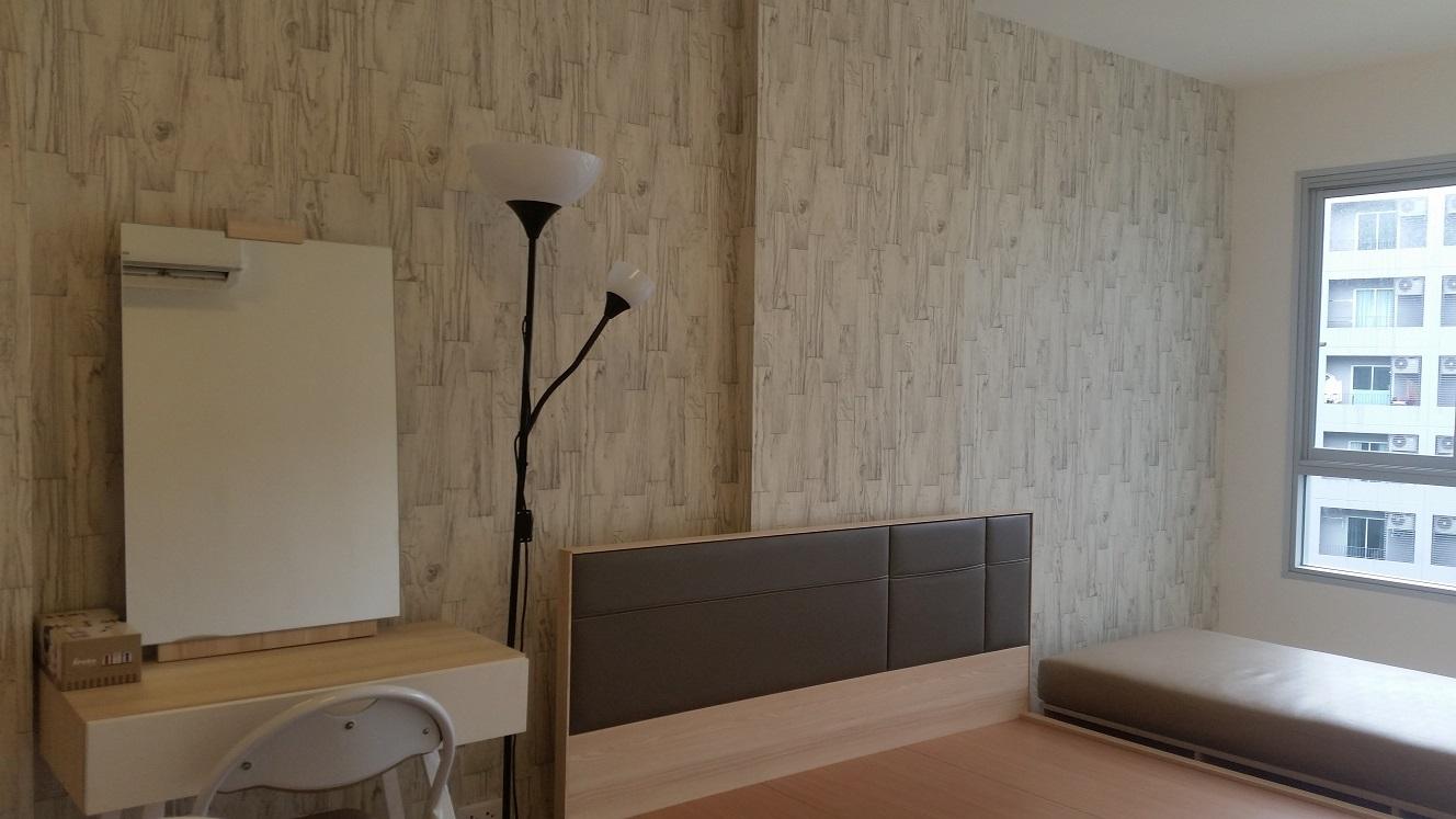 renovate 34 sq mts condo to hotel interior style (13)