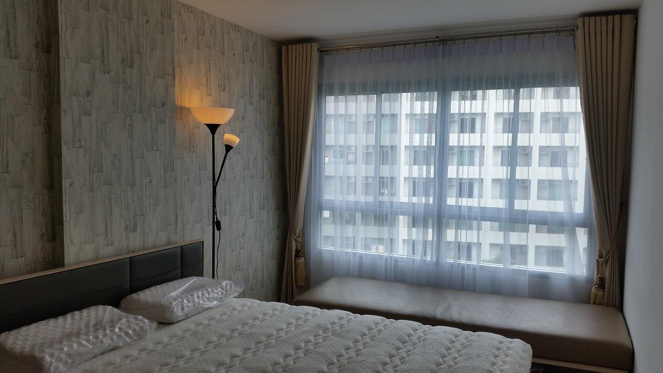 renovate 34 sq mts condo to hotel interior style (16)