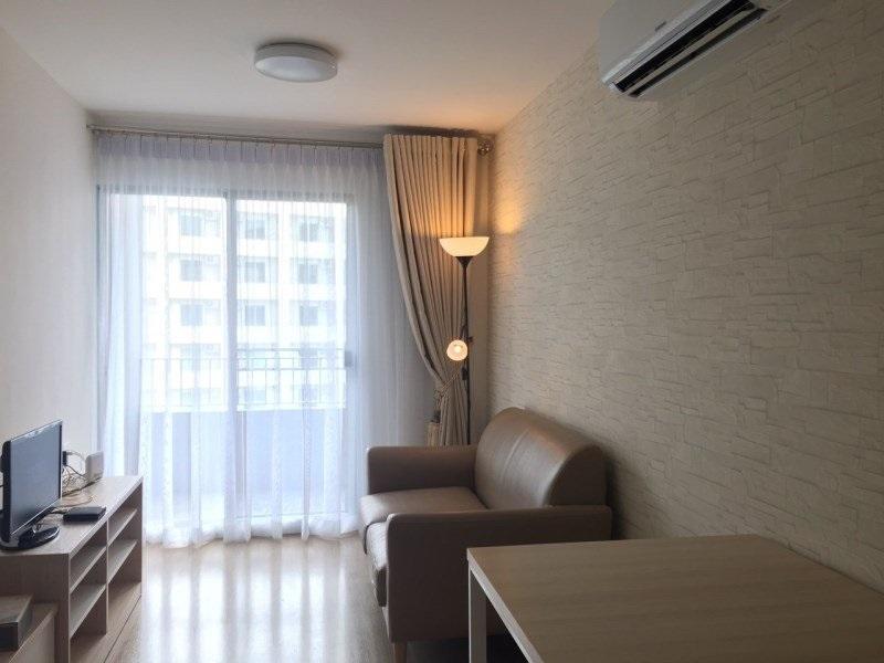 renovate 34 sq mts condo to hotel interior style (22)