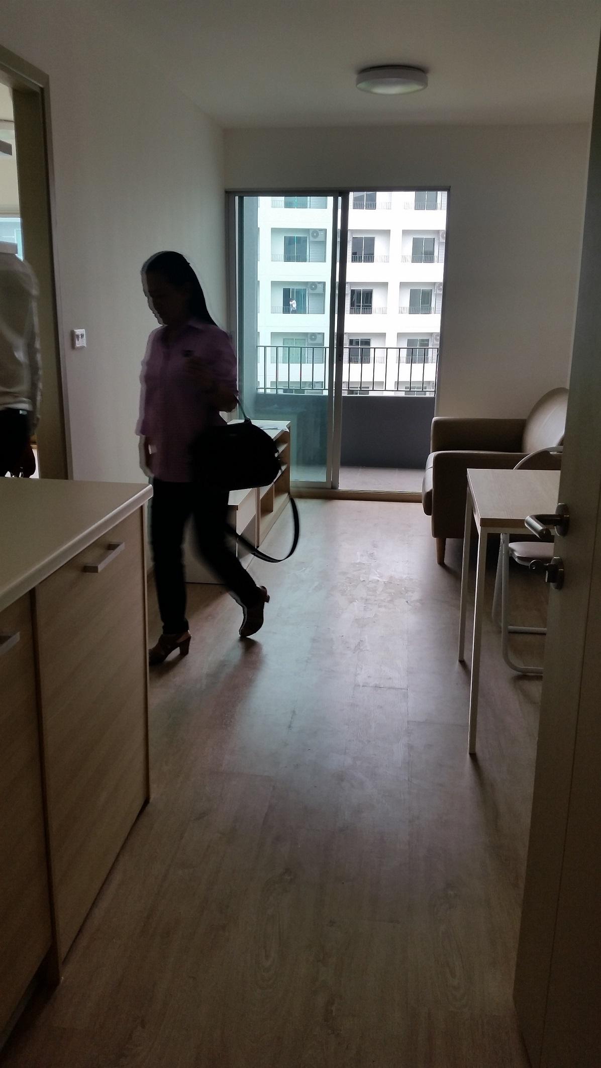 renovate 34 sq mts condo to hotel interior style (2)