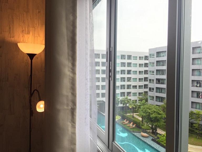 renovate 34 sq mts condo to hotel interior style (26)