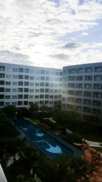 renovate 34 sq mts condo to hotel interior style (27)