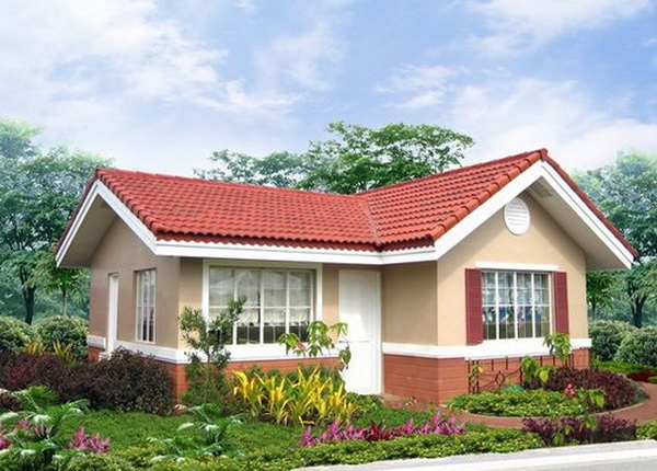 small contemporary gable 3 bedroom house (1)