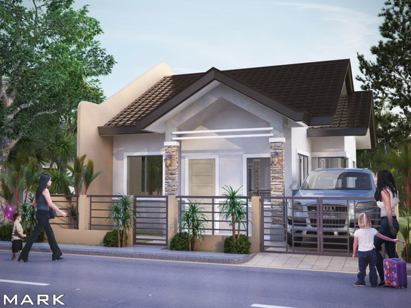small cozy contemporary house plan (1)