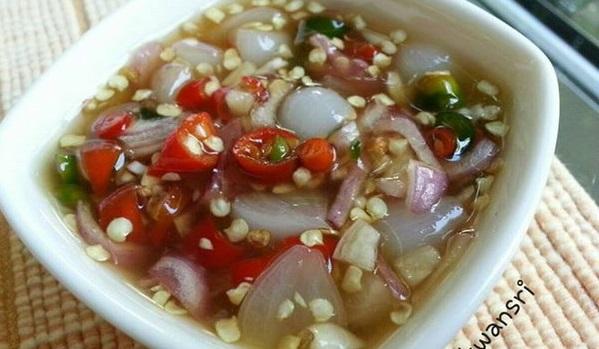 spicy fish sauce dip recipe cover