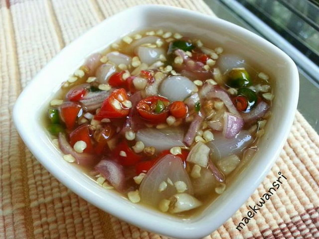 spicy fish sauce dip recipe