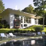 บ้านโมเดิร์นขนาดใหญ่ ความสุขบนความสวยงามของบ้าน ทามกลางธรรมชาติ