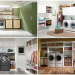 19 ไอเดียพื้นที่ซักรีด สร้างมุมสารพัดประโยชน์ มาพร้อมความสวยงามและความเรียบร้อย