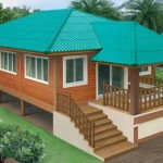 แบบบ้านทรงไทยประยุกต์ ออกแบบทรงใต้ถุน เสน่ห์ความดั้งเดิมที่ถูกใจคนไทยมายาวนาน
