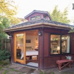 บ้านสวยสไตล์คอทเทจ รูปทรงหกเหลี่ยม เหมาะกับบ้านตากอากาศรวมทั้งรีสอร์ท