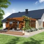 บ้านสวนร่วมสมัยขนาดกลาง 2 ห้องนอน ความสุขที่เรียบง่าย ที่อิงแอบไปกับธรรมชาติ