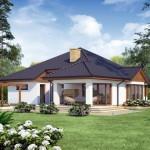 บ้านร่วมสมัย ให้ความภูมิฐาน 3 ห้องนอน 4 ห้องน้ำ รองรับครอบครัวใหญ่