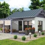 บ้านสวนขนาดเล็ก พร้อมประยุกต์ให้เป็นบ้านตากอากาศ เหมาะกับวิถีชีวิตของคนไทย