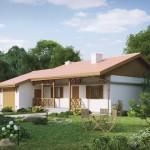 บ้านสวนสไตล์ร่วมสมัย ถูกใจคนไทยสมัยใหม่ ออกแบบเรียบง่ายตกแต่งจากวัสดุจากธรรมชาติ
