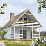 บ้านสวนสไตล์คันทรี ตกแต่งให้อบอุ่นแบบวินเทจ ความผ่อนคลายของการพักผ่อนทามกลางธรรมชาติ