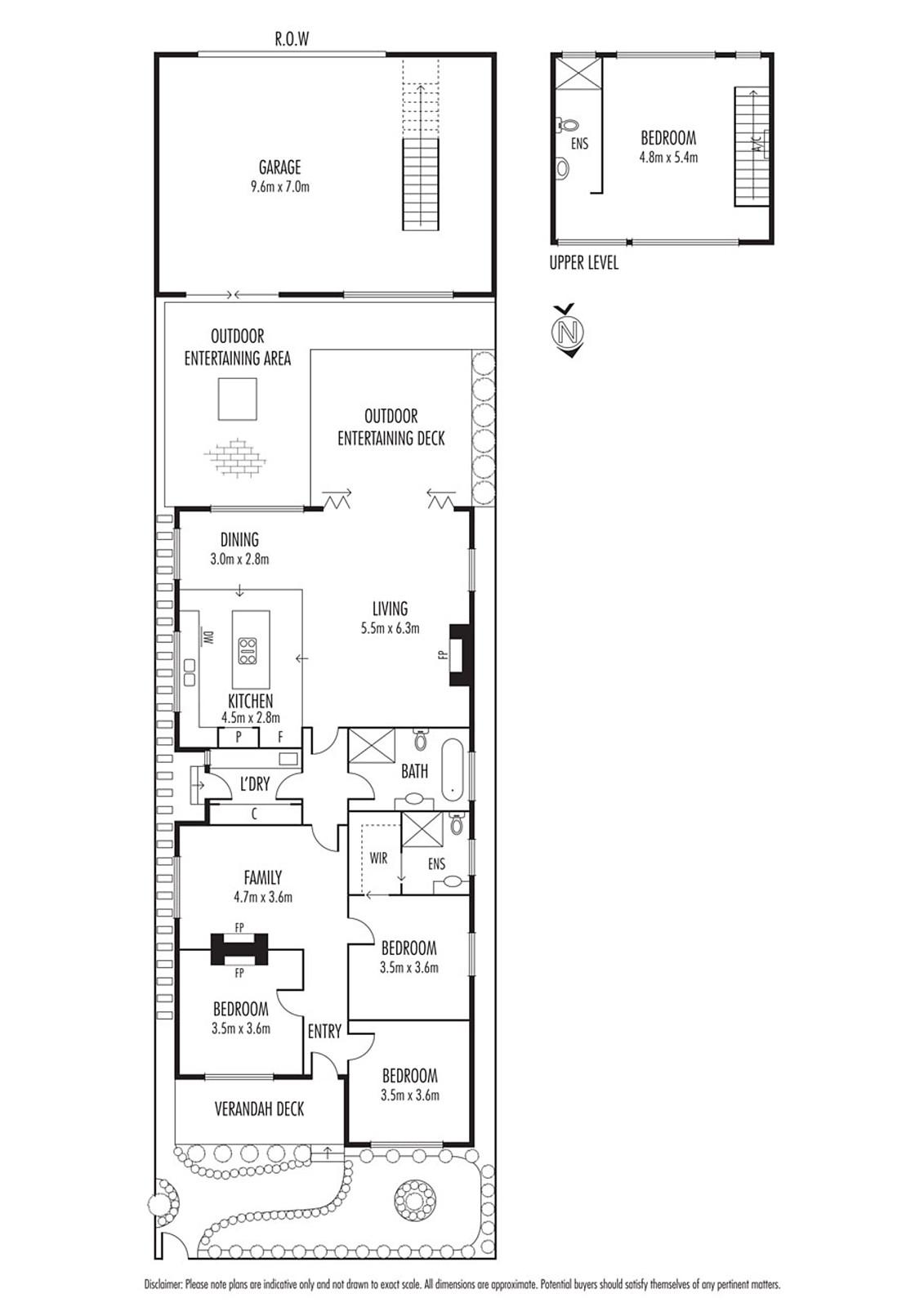 1-storey-narrow-facade-classic-house (21)