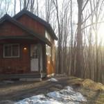 บ้านตากอากาศสไตล์คอทเทจ ขนาดเล็กหลังคาจั่ว เหมาะกับครอบครัวแรกเริ่ม
