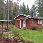 บ้านคอทเทจขนาดเล็ก ออกแบบด้วยรุปทรงที่เรียบง่าย ตกแต่งภายในน่ารัก