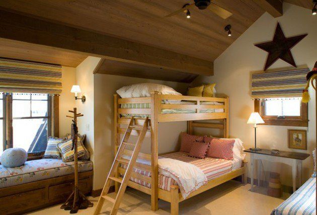 17-Dreamy-Rustic-Kids-Room-Ideas-That-Will-Provide-Entertainment-To-Your-Children-11-630x429