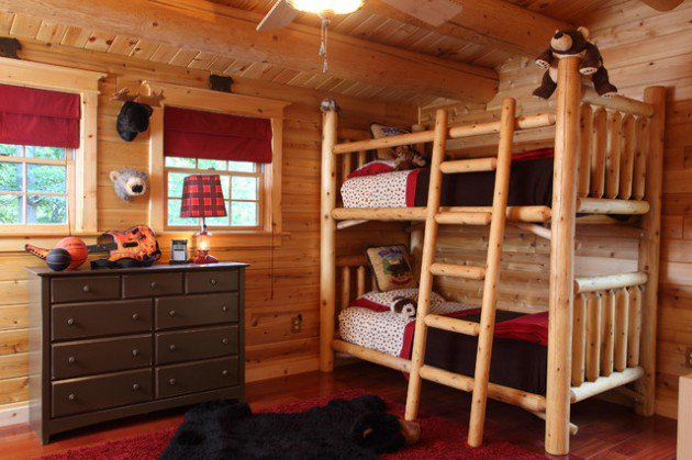 17-Dreamy-Rustic-Kids-Room-Ideas-That-Will-Provide-Entertainment-To-Your-Children-15-630x419