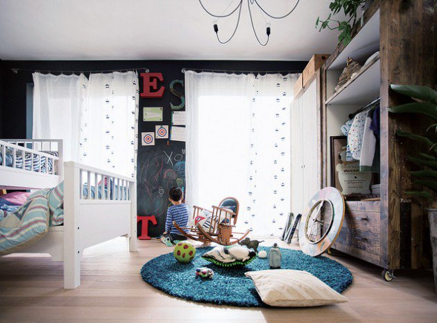 17-Dreamy-Rustic-Kids-Room-Ideas-That-Will-Provide-Entertainment-To-Your-Children-17-630x465