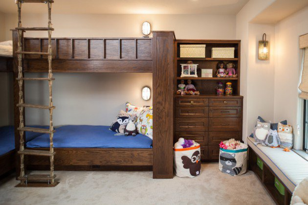 17-Dreamy-Rustic-Kids-Room-Ideas-That-Will-Provide-Entertainment-To-Your-Children-9-630x419