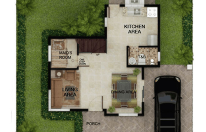 2-storey-fitted-blue-contemporary-house (5)