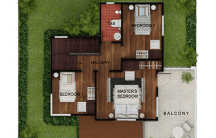 2-storey-fitted-blue-contemporary-house (6)