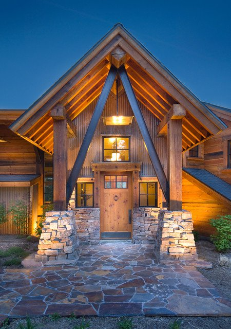 20-Fantastic-Rustic-Entrance-Designs-For-A-Pleasant-Welcome-To-Your-Home-2