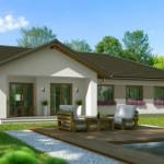 บ้านเดี่ยวร่วมสมัย 3 ห้องนอน 3 ห้องน้ำ รองรับการใช้งานแบบชาวไทยได้ดี