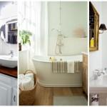25 ไอเดียห้องน้ำโทนสว่าง สวยงามบนความเรียบง่าย ของห้องน้ำสมัยใหม่